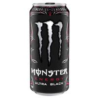 Monster Ultra Black Energy Drink from Blain's Farm and Fleet