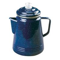 Coleman Enamelware 14-Cup Coffee Percolator from Blain's Farm and Fleet