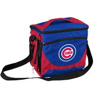 Logo Chairs MLB Chicago Cubs 24 Can Cooler from Blain's Farm and Fleet