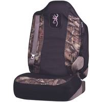 Browning Mossy Oak & Pink Universal Seat Cover from Blain's Farm and Fleet