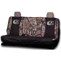 Mossy Oak Black Camouflage Bench Seat Cover from Blain's Farm and Fleet