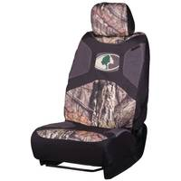 Mossy Oak Camouflage Lowback Seat Cover from Blain's Farm and Fleet