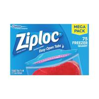 Ziploc Freezer Quart Bag from Blain's Farm and Fleet
