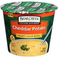 Bear Creek Country Kitchens Cheddar Potato Soup Bowl from Blain's Farm and Fleet