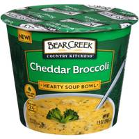 Bear Creek Country Kitchens Cheddar Broccoli Soup Bowl from Blain's Farm and Fleet