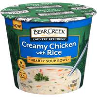 Bear Creek Country Kitchens Creamy Chicken & Rice Soup Bowl from Blain's Farm and Fleet