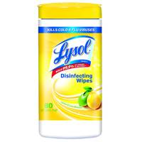 Lysol Lemon & Lime Blossom Scent Disinfecting Wipes from Blain's Farm and Fleet