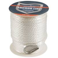 Attwood Solid Braid MFP Anchor Line with Thimble from Blain's Farm and Fleet
