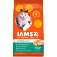 IAMS Proactive Health Hairball Care Adult Cat Food from Blain's Farm and Fleet