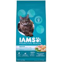IAMS Proactive Health Indoor Weight & Hairball Care Adult Cat Food from Blain's Farm and Fleet