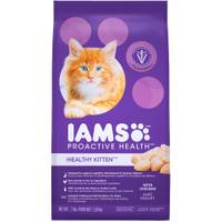 IAMS Proactive Health Kitten Cat Food from Blain's Farm and Fleet