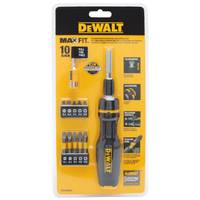 DEWALT MAX FIT Telescoping Multi-bit Ratcheting Screwdriver from Blain's Farm and Fleet