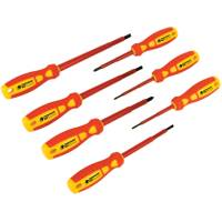 Performance Tool Seven-Piece Electrical Screwdriver Set from Blain's Farm and Fleet