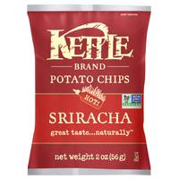 Kettle Brand Sriracha Potato Chips from Blain's Farm and Fleet