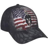 Outdoor Cap Men's Camouflage Kryptek Shield Americana Typhon Cap from Blain's Farm and Fleet