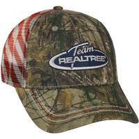 Outdoor Cap Men's Realtree Xtra Americana Meshback Cap from Blain's Farm and Fleet