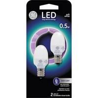 GE Candelabra Base Night Light LED Bulb from Blain's Farm and Fleet