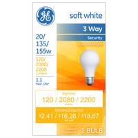 GE Security Light Bulb from Blain's Farm and Fleet