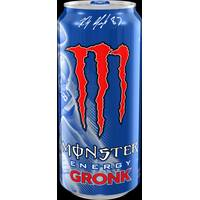 Monster Gronk Energy Drink from Blain's Farm and Fleet