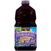 Langers Concord Grape Juice from Blain's Farm and Fleet