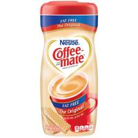 Nestle 16 oz Original Fat Free Coffemate from Blain's Farm and Fleet