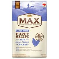 Nutro Max Large Breed Puppy Recipe Dry Dog Food from Blain's Farm and Fleet
