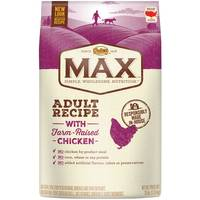 Nutro Max Chicken Natural Adult Dog Food from Blain's Farm and Fleet