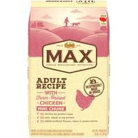Nutro Max Mini Chunk Chicken Natural Adult Dog Food from Blain's Farm and Fleet