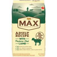 Nutro 25 lb Max Lamb Natural Adult Dog Food from Blain's Farm and Fleet