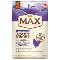 Nutro Max Chicken Natural Large Breed Adult Dog Food from Blain's Farm and Fleet