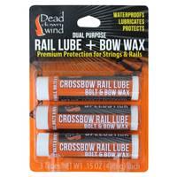 Dead Down Wind Rail Lube & Bow Wax from Blain's Farm and Fleet