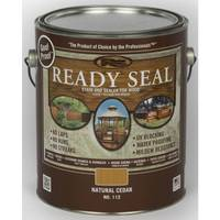 Ready Seal Natural Cedar Exterior Wood Stain and Sealer from Blain's Farm and Fleet