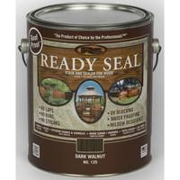 Ready Seal Dark Walnut Exterior Deck and Wood Stain and Sealer from Blain's Farm and Fleet