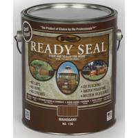 Ready Seal Mahogany Exterior Deck and Wood Stain and Sealer from Blain's Farm and Fleet