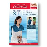 Sunbeam XL Renue Heat Therapy Wrap from Blain's Farm and Fleet