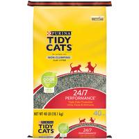 Tidy Cats 24/7 Performance Non-Clumping Cat Litter from Blain's Farm and Fleet