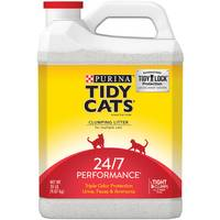 Tidy Cats 24/7 Performance Clumping Litter for Multiple Cats from Blain's Farm and Fleet