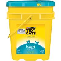 Tidy Cats Instant Action Clumping Cat Litter from Blain's Farm and Fleet