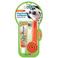 EZDog Finger Brush Kit from Blain's Farm and Fleet