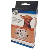 Four Paws 60 Count Potty Mouth Coprophagia Prevention from Blain's Farm and Fleet