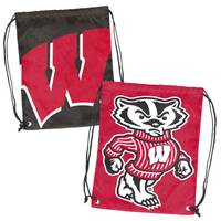 Logo Chairs Wisconsin Doubleheader Backsack from Blain's Farm and Fleet