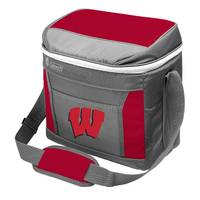 Coleman Wisconsin Badgers 16 Can Soft-Sided Cooler from Blain's Farm and Fleet