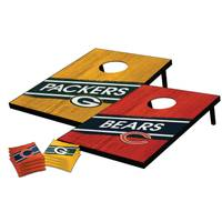Wild Sports Green Bay Packers & Chicago Bears Tailgate Toss Set from Blain's Farm and Fleet
