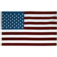 Seasonal Designs 3' x 5' US Polycotton Replacement Flag from Blain's Farm and Fleet