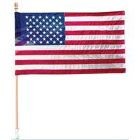 Seasonal Designs US Polycotton Flag from Blain's Farm and Fleet