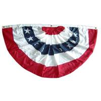 Seasonal Designs Polycotton Fan Flag from Blain's Farm and Fleet