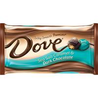 Dove Chocolate Promises Sea Salt Caramel and Dark Chocolate Candy from Blain's Farm and Fleet
