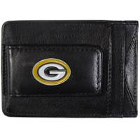 Siskiyou Green Bay Packers Leather Cash & Card Holder from Blain's Farm and Fleet