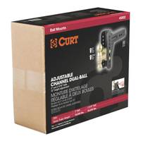 CURT Adjustable Channel Mount from Blain's Farm and Fleet