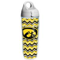 Tervis 24 oz IA Hawkeyes Chevron Water Bottle from Blain's Farm and Fleet